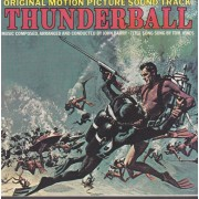 SOUNDTRACK - 007 THUNDERBALL