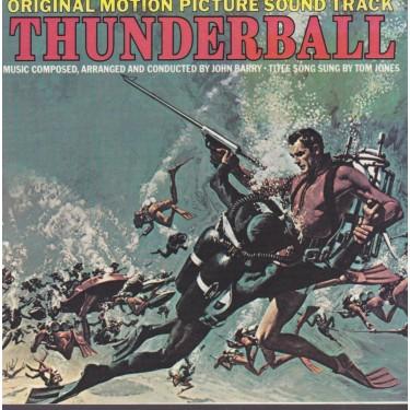 SOUNDTRACK - 007 THUNDERBALL