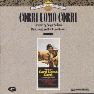 SOUNDTRACK - CORRI UOMO CORRI
