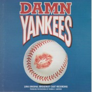 SOUNDTRACK - DAMN YANKEES 1994 ORIGINAL BROADWAY CAST RECORDING