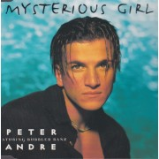 ANDRE PETER - MYSTERIOUS GIRL  4 VERIONS