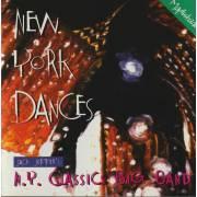 N.Y. CLASSICS BIG BAND - NEW YORK DANCES