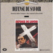 SOUNDTRACK - DEFENSE DE SAVOIR