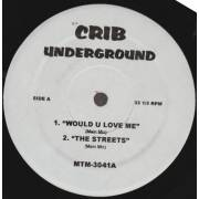 VARIOUS ( CRIB UNDERGROUND ) - WOULD U LOVE ME - THE STREETS - YOU OWE ME