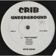 VARIOUS ( CRIB UNDERGROUND ) - ANYTHING - LAST CALL