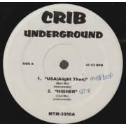VARIOUS ( CRIB UNDERGROUND ) - USA ( AIIGHT THEN ) - HIGHER - G BUILDING