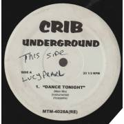 VARIOUS ( CRIB UNDERGROUND ) - DANCE TONIGHT - GET ALONG WITH YOU