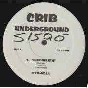 VARIOUS ( CRIB UNDERGROUND ) - INCOMPLETE - LIKE YOU DO - LET'S GET MARRIED