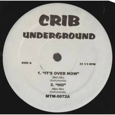 VARIOUS ( CRIB UNDERGROUND ) - IT'S OVER NOW - WHAT IS THE LAW