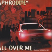 APHRODITE - ALL OVER ME 3 VERSIONS