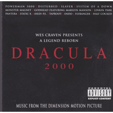SOUNDTRACK - DRACULA 2000