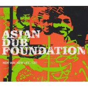 ASIAN DUB FOUNDATION - NEW WAY NEW LIFE CD 1