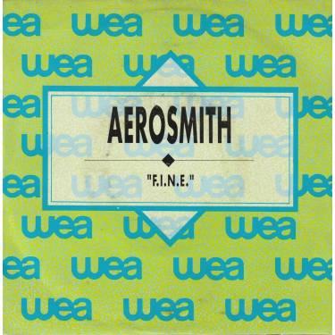 AEROSMITH - F.I.N.E.