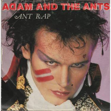 ANT ADAM AND THE ANTS - ANT RAP - FRIENDS