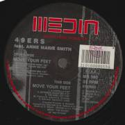 49ERS  - MOVE YOUR FEET 7 VERSIONS FEAT ANNE MARIE SMITH