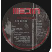 49ERS  - DON'T YOU LOVE ME 2 VERSIONS