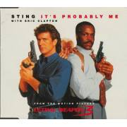 STING - IT'S PROBABLY ME +1