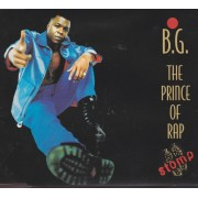 B.G.THE PRINCE OF RAP - STOMP -CRAZY