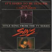 SIMON CARLY - IT'S HARD TO BE TENDER -FACE TO FACE WITH THE MIRROR