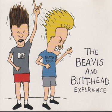 SOUNDTRACK - BEAVIS AND BUTT-HEAD EXPERIENCE ( THE )