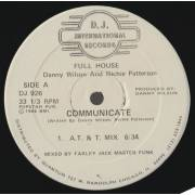 FULL HOUSE - COMMUNICATE ( A.T.& T MIX - SPRINT APPELLA - BELL MIX )