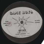 GAME BOYS - TETRIS / GAME VERSION