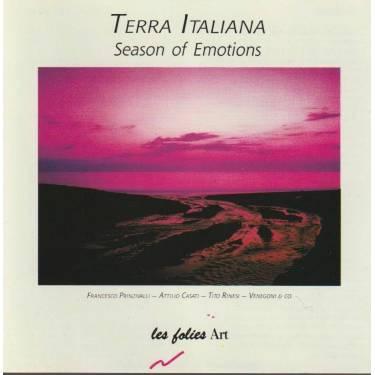 TERRA ITALIANA - SEASON OF EMOTIONS