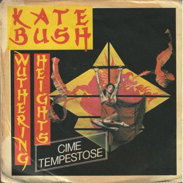 BUSH KATE - WUTHERING HEIGHTS ( CIME TEMPESTOSE) / KITE