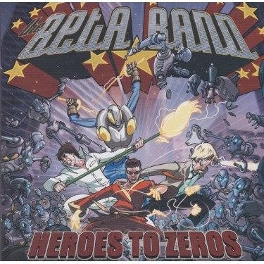 BETA BAND THE - HEROES TO ZEROS