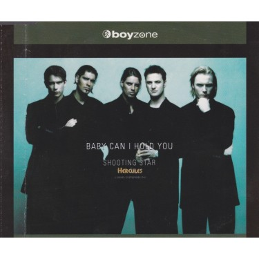 BOYZONE - BABY CAN I HOLD YOU+ 3
