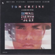 SOUNDTRACK - BORN ON THE FOURTH OF JULY