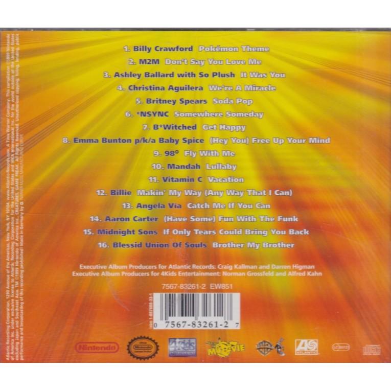 Soundtrack Pokemon The First Movie Aquarius Age Sagl