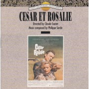 SOUNDTRACK - CESAR ET ROSALIE