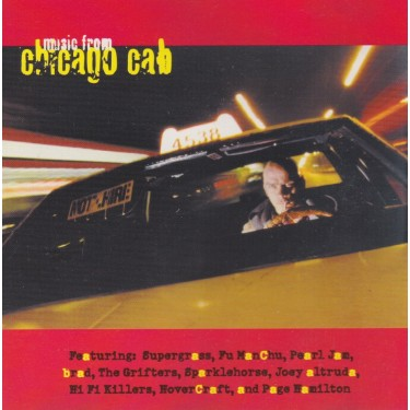 SOUNDTRACK - CHICAGO CAB ( MUSIC FROM )
