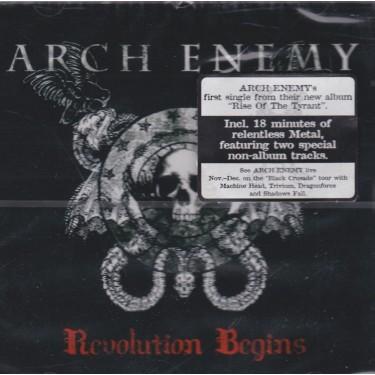 ARCH ENEMY - REVOLUTION BEGINS