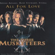 ADAMS BRYAN / ROD STEWART / STING - ALL FOR LOVE +3
