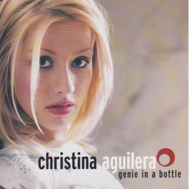AGUILERA CHRISTINA - GENIE IN THE BOTTLE