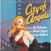 SOUNDTRACK  - CITY OF ANGELS BROADWAY CAST RECORDING