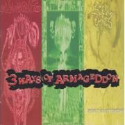 3 WAYS OF ARMAGEDDON - IRRITATE - SOCIAL CHAOS - OLHO DE GATO